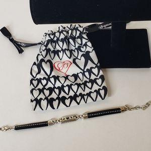 Brighton Hearts Leather Bracelet